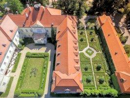 Szidónia Kastélyszálloda szállás Bükfürdő