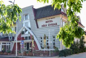 Hotel Négy Évszak  - senior csomag